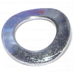 8mm Wavy Lock Washer - 2 pcs.