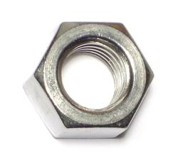 "5/8""-11 Coarse Hex Nuts - Stainless - 25pcs/pkg"
