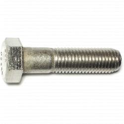 3/4-10 x 3 Hex Cap Screws - Stainless - 1 pcs/box
