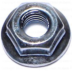 4mm-0.7 Flange Nuts - 20 pcs/box