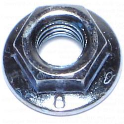 5mm-0.8 Flange Nuts - 15 pcs/box