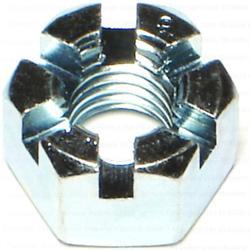 10mm-1.50 Metric Castle Nuts - 12 pcs/box