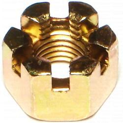 10mm-1.25 Metric Castle Nuts - 10 pcs/box
