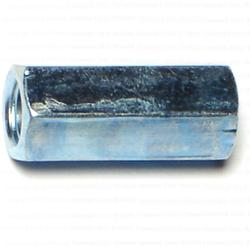 "1/4""-28 Coupling Nuts - 5 pcs/box"