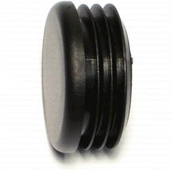 """1-1/2"""" Tube O.D. Round Cap Plugs - 2 pcs/box"""