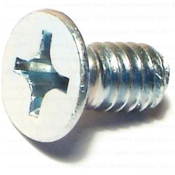 "1/4""-20 x 1/2"" Phillips Flat Machine - 2 pcs."