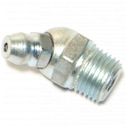 "1/8"" PT x 45 Grease Fittings - 1 pcs."
