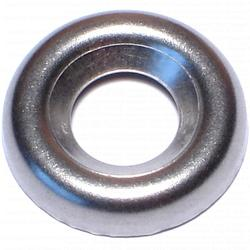 Grip Fast #14 Finish Washer Stainless Steel - 5 pcs/box