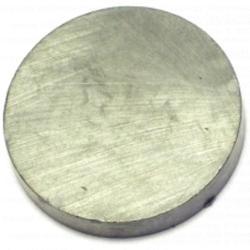 "1"" x 1/8"" Magnet Circle - 1 pcs."