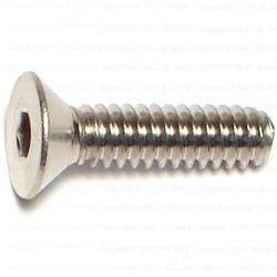 10-24 x 3/4 Flat Socket Cap Screws - Stainless - 2 pcs/box