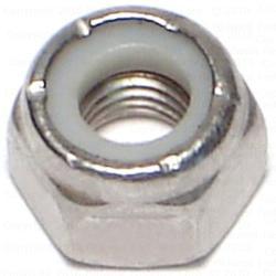 "1/4""-28 NyIon Lock Nut SS - 1 pcs."