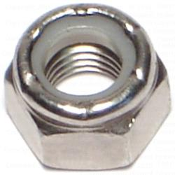 "5/16""-24 NyIon Lock Nut SS - 1 pcs."
