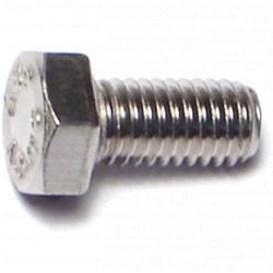 5mm-0.8 x 10mm Hex Cap Screws - Stainless - 1 pcs/box