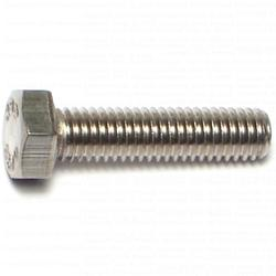 5mm-0.8 x 20mm Hex Cap Screws - Stainless - 1 pcs.
