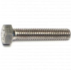 5mm-0.80 x 25mm Metric Hex Cap Screws - 15 pcs/box