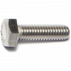 6mm-1.00 x 20mm Metric Hex Cap Screws - 8 pcs/box