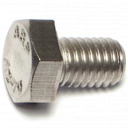 8mm-1.25 x 12mm Hex Cap Screws - Stainless - 1 pcs/box