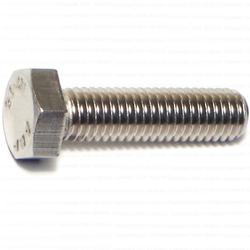 8mm-1.25 x 30mm Hex Cap Screws - Stainless - 1 pcs/box