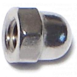 4mm-0.70 Acorn Cap Nuts - 4 pcs/box