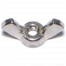 4mm-0.7 Wing Nut Stainless Steel - 1 pcs/box