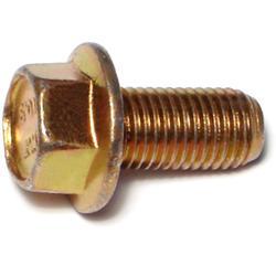 10mm-1.25 x 20mm Flange Bolts - 6 pcs/box