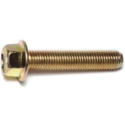 10mm-1.25 x 50mm Flange Bolts - 3 pcs/box