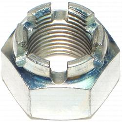 "7/8""-14 Castle Hex Nuts - 1 pcs."