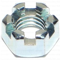 "1/2""-13 Slotted Hex Nut - 1 pcs."