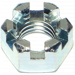 "5/8""-11 Slotted Hex Nut - 1 pcs."