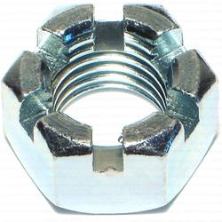 "7/8""-9 Slotted Hex Nut - 1 pcs."