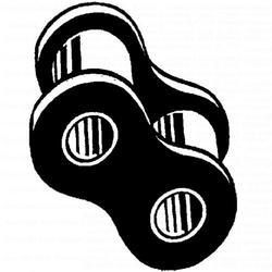 #60 Roller Link - 4 pcs/box