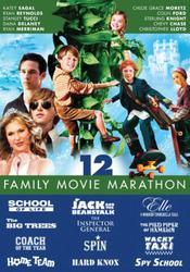 Family Movie Marathon 12-Film DVD Collection