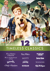 Timeless Classics 12-Film Family Film DVD Collection