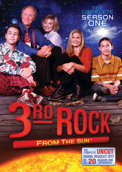 3rd Rock from the Sun: The Complete Season One DVD Set