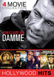 Hollywood Hits Van Damme 4-Film DVD Collection