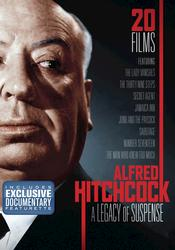 Alfred Hitchcock: A Legacy of Suspense 20-Film DVD Set