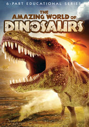 The Amazing World of Dinosaurs DVD Set