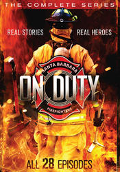 Santa Barbara Firefighters On Duty: The Complete Series DVD Set