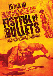 Fistful of Bullets: Spaghetti Western 16-Film DVD Collection