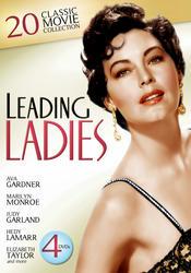 Leading Ladies 20-Film Classic Movie Collection DVD Set