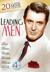 Leading Men 20-Film Classic Movie Collection DVD Set