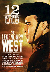 The Legendary West 12-Films Western Collection DVD Set