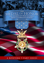 The Medal of Honor: The Stories of Our Nation's Most Celebrated Heroes DVD Set