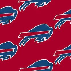 Milliken NFL Logo Repeat Carpet 13ft 6in Wide
