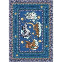 "Milliken Hey Diddle Area Rug 3'10"" x 5'4"""