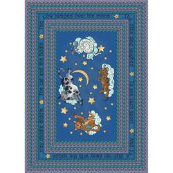 "Milliken Hey Diddle Area Rug 7'8"" x 10'9"""