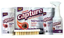 Capture® Deep Cleaning Powder Carpet System
