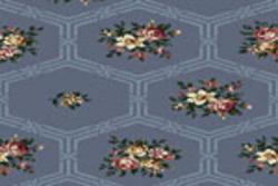 Milliken  Quaker Rose Plush Carpet 13ft 6in Wide