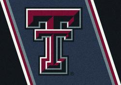 """Milliken College Team Spirit Logo Area Rug 2'8"""" x 3'10"""""""
