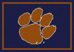 "Milliken College Team Spirit Logo Area Rug 2'8"" x 3'10"""